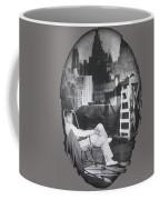 Clark Gable Mgm Sound Stage Circa 1932-2008 Coffee Mug