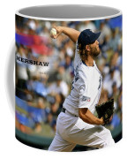 Clayton Kershaw, Los Angeles Dodgers Coffee Mug