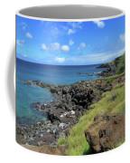 Clear Blue Ocean Coffee Mug
