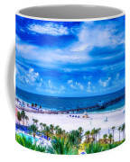 Clearwater Beach, Florida Coffee Mug