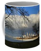 Cleveland Winter Dawn Coffee Mug
