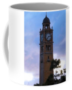 Clock Tower Coffee Mug