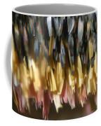 Close-up Of Luna Moth Wing Coffee Mug