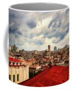 Clouds Over Havana Coffee Mug