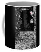 Clown Couple Coffee Mug by Joana Kruse