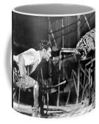Clyde Beatty (1903-1965) Coffee Mug