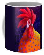 Cock A Doodle Dude Coffee Mug