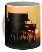 Cocoa Beach Pier/sunrise Coffee Mug