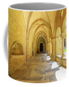 Coimbra Cathedral Colonnade Coffee Mug