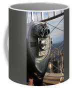 Coin Operated Viewer Coffee Mug by Debbie Cundy