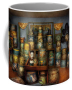 Collector - Hats - The Hat Room Coffee Mug by Mike Savad