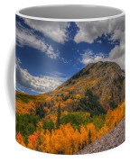 Color In The Clouds Coffee Mug