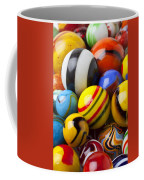 Colorful Marbles Coffee Mug