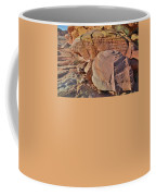 Colorful Valley Of Fire State Park Coffee Mug