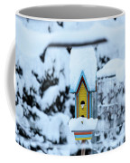 Colors In The Snow Coffee Mug