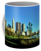 Columbus Ohio Panorama Coffee Mug