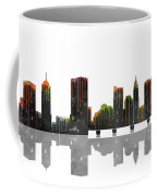 Columbus Ohio Skyline Coffee Mug