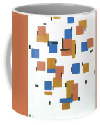 Composition With Colours Coffee Mug