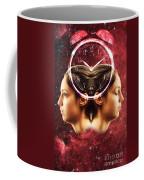 Conceptual Illustration Of Circadian Coffee Mug