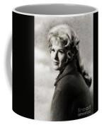 Connie Stevens, Vintage Actress Coffee Mug