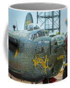Consolidated B-24j Liberator Coffee Mug