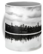 Contemplating Contrasts Coffee Mug