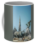 Copenhagen Gefion Fountain Coffee Mug