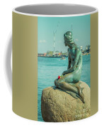 Copenhagen Little Mermaid Coffee Mug