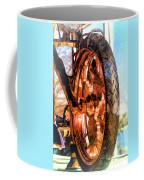 Copper Bike Liberty Ambassador Ny Coffee Mug
