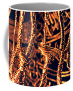 Copper Wirework Coffee Mug
