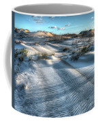 Coquina Beach, Cape Hatteras, North Carolina Coffee Mug