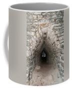 Corbeled Vault Passages In Grupo Coba At The Coba Ruins  Coffee Mug