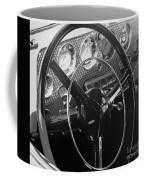 Cord Phaeton Dashboard Coffee Mug