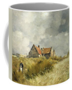 Cottage In The Dunes Coffee Mug