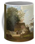 Cottage Scenery Coffee Mug