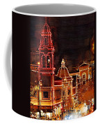 Country Club Plaza Lights Kansas City Missouri Coffee Mug