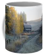 Country Morning Coffee Mug