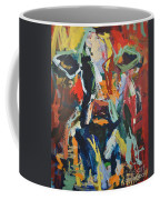 Cow Painting Coffee Mug