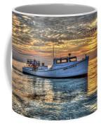 Crabbing Boat Donna Danielle - Smith Island, Maryland Coffee Mug