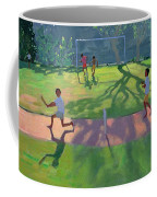 Cricket Sri Lanka Coffee Mug by Andrew Macara