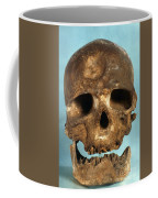 Cro-magnon Skull Coffee Mug