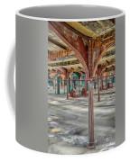 Crrnj Bush Train Shed Coffee Mug