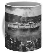 Cruising Into Port Coffee Mug