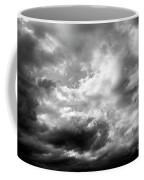 Cumulonimbus Clouds  Coffee Mug
