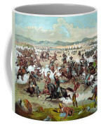 Custer's Last Stand Coffee Mug