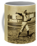 Cy Young With The Boston Americans 1908 Coffee Mug
