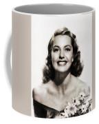 Cyd Charisse, Vintage Hollywood Legend Coffee Mug