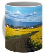Daffodil Lane Coffee Mug