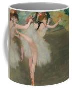 Dancers In White Coffee Mug