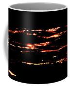 Dancing Light At Sunrise Three  Coffee Mug